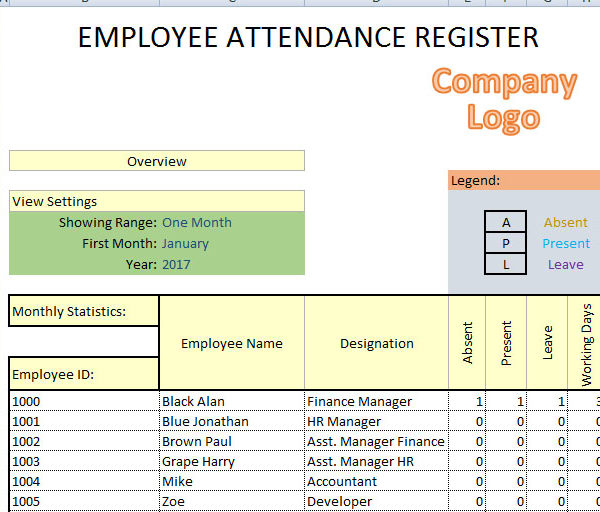 daily attendance sheet for employees thegreyhound