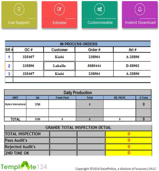 daily dispatch report template excel � template124