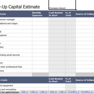 fixed asset policy template - fixed asset depreciation excel spreadsheet template124