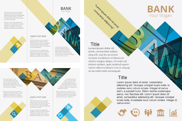 Example of Business Profile Template Word DOCX Document – Sample Company Profile Format in Word
