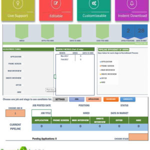 free raci matrix template excel